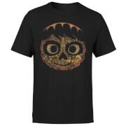 Disney Coco Miguel Gezicht T-shirt - Zwart