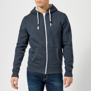 Tommy Jeans Men's Original Zip Hoody - Black Iris