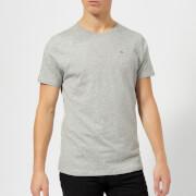 Tommy Jeans Men's Original Jersey T-Shirt - Light Grey Heather