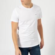 Tommy Jeans Men's Original Jersey T-Shirt - Classic White