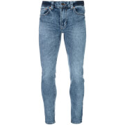 Only & Sons Men's Warp Skinny Jeans - Blue Denim