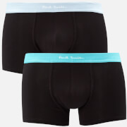Paul Smith Men's 3 Pack Trunk Boxer Shorts - Black/Multi