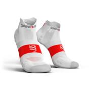 Compressport V3.0 Ultralight Low Running Race Socks