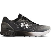 Under Armour Women's Charged Bandit 4 Running Shoes - Black/White