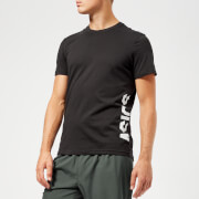 Asics Men's ESNT GPX Short Sleeve Top - Performance Black