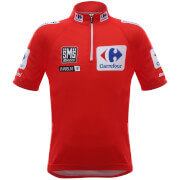 Santini Kids' La Vuelta 2018 Leaders Jersey - Red
