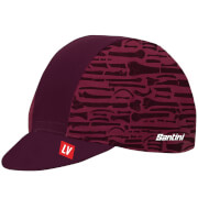 Santini La Vuelta 2018 La Huesera Cotton Cap - Purple