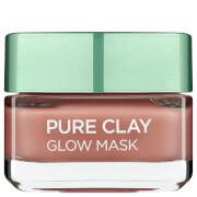 L'Oréal Paris Pure Clay Glow Face Mask 50ml
