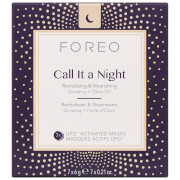 FOREO UFO Activated Masks - Call It a Night (7 Pack)