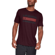 Under Armour Team Issue Wordmark T-Shirt - Maroon