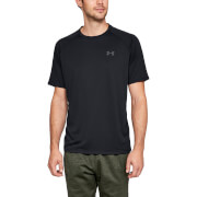 Under Armour Men's Tech 2.0 Shorts Sleeve T-Shirt - Black