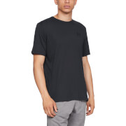 Under Armour Sportstyle Left Chest T-Shirt - Black