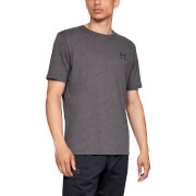 Under Armour Sportstyle Left Chest T-Shirt - Charcoal