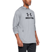 Under Armour MK1 Terry Graphic Hoody - Grey