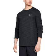 Under Armour Men's Vanish Seamless Long Sleeve Top - Black