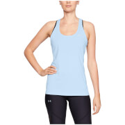 Under Armour Women's HeatGear Racer Tank Top - Blue