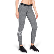 Under Armour Women's Favourite Graphic Logo Leggings - Black