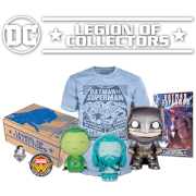 DC Comics Legion of Collector's Box - Batman Vs. Superman
