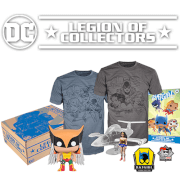 Caja Funko DC Comics Legion of Collectors - Mujeres de DC