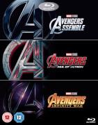 Avengers: Infinity War - Triplepack