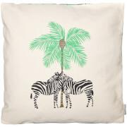 Fenella Smith Zebra Cushion