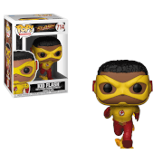DC The Flash Kid Flash Pop! Vinyl Figure