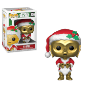 Star Wars Holiday - C-3PO as Santa Pop! Vinyl Figure