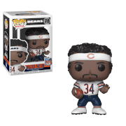 NFL Legends Chicago Bears Walter Payton Funko Pop! Vinyl