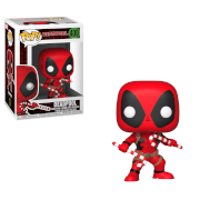Marvel Holiday - Deadpool with Candy Canes Pop! Vinyl Figure