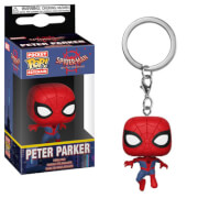 Marvel Animated Spider-Man - Spider-Man Pop! Keychain Figure