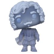Harry Potter Nearly Headless Nick blue translucent Pop! Vinyl Figure
