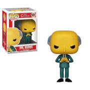 The Simpsons Mr Burns Pop! Vinyl Figure
