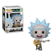 Rick & Morty - Tiny Rick w/Guitar EXC Funko Pop! Vinyl