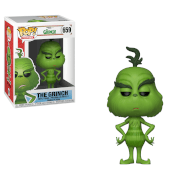 The Grinch 2018 The Grinch Pop! Vinyl Figure