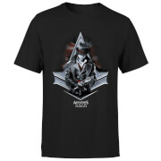 T-Shirt Homme Jacob Assassin's Creed Syndicate - Noir