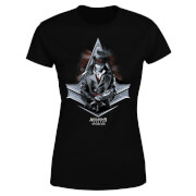 T-Shirt Femme Jacob Assassin's Creed Syndicate - Noir