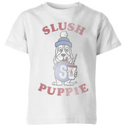 Slush Puppie Kinder T-Shirt - Weiß