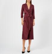 7f372262 Bec & Bridge Women's Glitter Rain Long Sleeve Dress - Gold/Silver ...