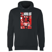 The Incredibles 2 Poster Hoodie - Black