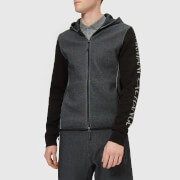 Armani Exchange Men's Zipped Hoody - Black