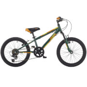 Denovo Boys Suspension Bike - 18