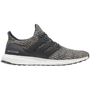 adidas Ultra Boost Running Shoes - Carbon/Black