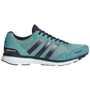adidas Adizero Adios 3 Running Shoes - Aqua/Ink