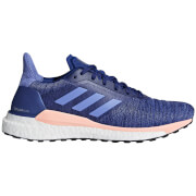 adidas Women's Solar Glide Running Shoes - Blue