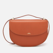 A.P.C. Women's Geneve Shoulder Bag - Whisky