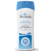 Westlab Soothing Shower Wash with Pure Dead Sea Salt Minerals 400ml