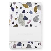 Normann Copenhagen Small Notebook - Space Stone Light