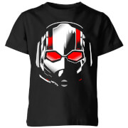 Ant-Man and the Wasp Scott Masker Kinder T-shirt - Zwart