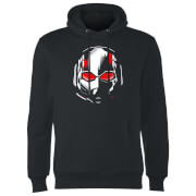 Ant-Man And The Wasp Scott Mask Hoodie - Schwarz