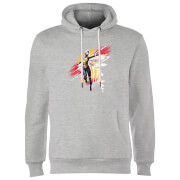 Ant-Man And The Wasp Brushed Hoodie - Grey